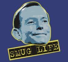 Tony Abbott - Smug Life by waynejay