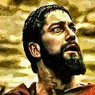 Leonidas by Joe Misrasi