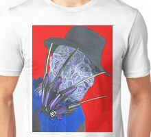 Robert Englund in A Nightmare on Elm Street Unisex T-Shirt