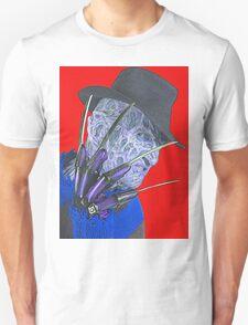 Robert Englund in A Nightmare on Elm Street T-Shirt