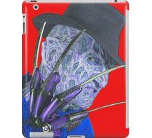 Robert Englund in A Nightmare on Elm Street iPad Case/Skin