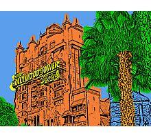Tower of Terror Disney World Photographic Print