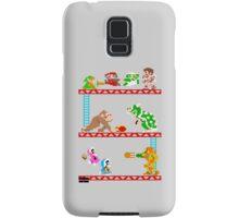 8 Bit Smash Bros. Samsung Galaxy Case/Skin