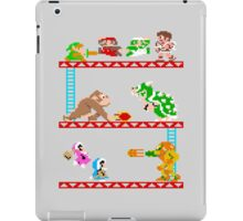 8 Bit Smash Bros. iPad Case/Skin