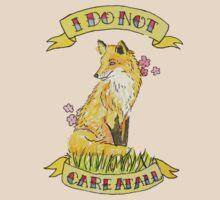I do not care by tamaghosti