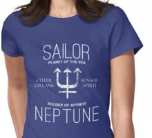 Sailor Neptune Womens Fitted T-Shirt