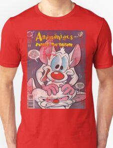 Animanics comic book T-Shirt