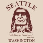 Chief Seattle by GUS3141592