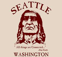 Chief Seattle Unisex T-Shirt