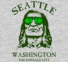Seattle-The Emerald City Unisex T-Shirt