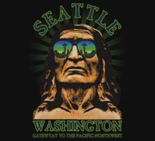 Seattle - Gateway to the Pacific Northwest by GUS3141592