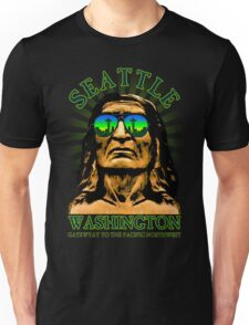 Seattle - Gateway to the Pacific Northwest Unisex T-Shirt