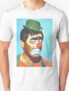 Jerry Lewis in The Family Jewels Unisex T-Shirt