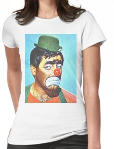 Jerry Lewis in The Family Jewels Womens Fitted T-Shirt