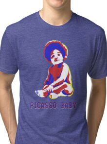Picasso baby Tri-blend T-Shirt