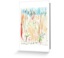 Edgecliff Escarpment Greeting Card