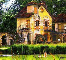 Versailles Mill by TelestaiPix