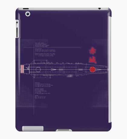 Aircraft Carrier Akagi iPad Case/Skin