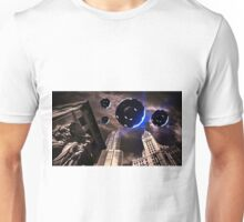 UFO Invasion Force by Raphael Terra Unisex T-Shirt
