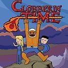 Clobberin' Time by Glenn Martin