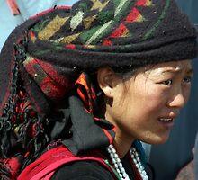 Looking for yatsi, Dolpo by LeighBlake
