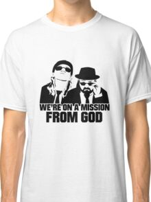 Mission From God Classic T-Shirt