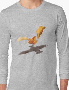 Leaf on the Wind Long Sleeve T-Shirt