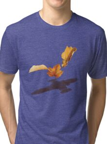 Leaf on the Wind Tri-blend T-Shirt