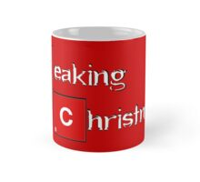 Breaking Christmas Mug