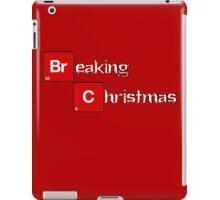Breaking Christmas iPad Case/Skin