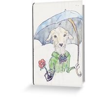 Waiting for you Greeting Card