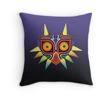 Majora's Mask Throw Pillow
