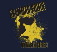 Grammar Police by RileyRiot