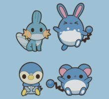 Cute Water Type by thevillain