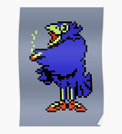 Crow - Mother / Earthbound Zero Poster