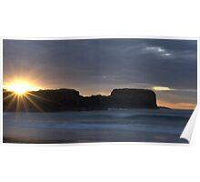 Bombo Headland, Kiama NSW Poster