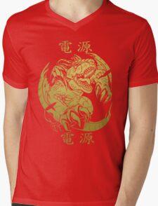 Absolute Power (Gold) Mens V-Neck T-Shirt