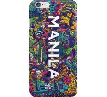 Invade Manila iPhone Case/Skin