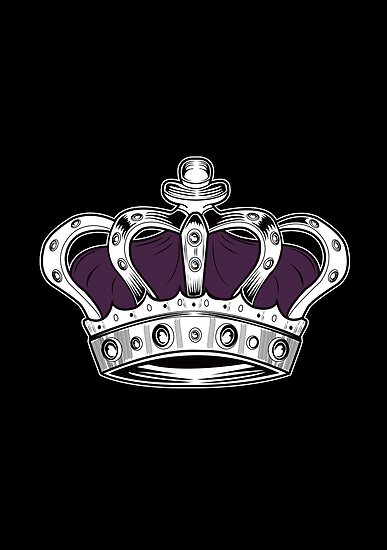 Crown - Purple 2 by Adamzworld