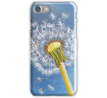 Dandelion. iPhone Case/Skin