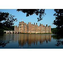 Herstmonceux Castle Photographic Print