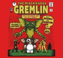The Mischievous Gremlin One Piece - Short Sleeve