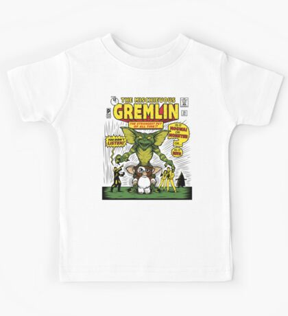 The Mischievous Gremlin Kids Tee