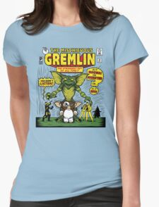 The Mischievous Gremlin Womens Fitted T-Shirt
