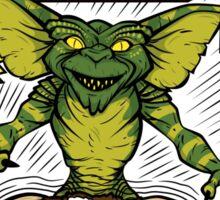 The Mischievous Gremlin Sticker
