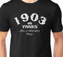 NYY-cbgb Unisex T-Shirt