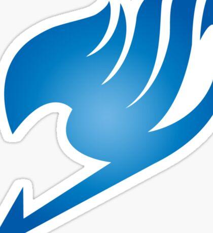 Fairy Tail BLUE Sticker