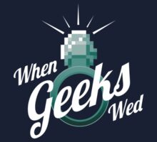 When Geeks Wed by whengeekswed