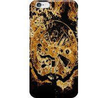 Rusty Clock Work iPhone Case/Skin