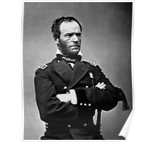 General William Tecumseh Sherman Poster